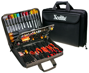 Xcelite TCS100ST Attache Tool Case