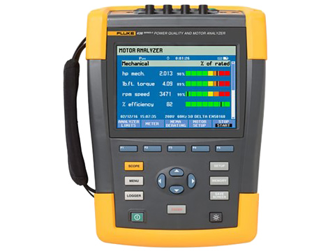 Fluke 438-II Power Quality