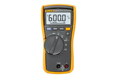 FLUKE 110 Multimeter true-rms