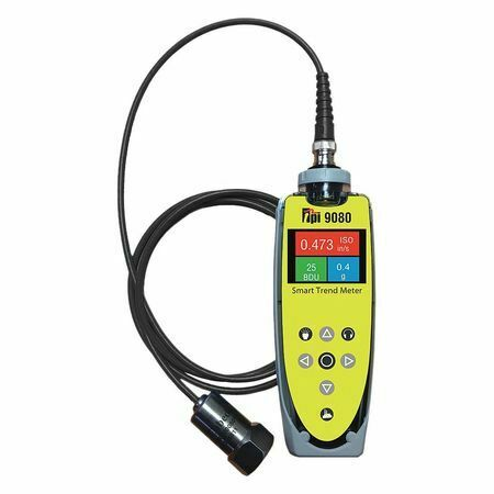 TPI 9080 Vibration Analyzer