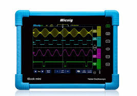 Micsig TO1104 PLUS Digital Tablet Oscilloscope 4 Ch