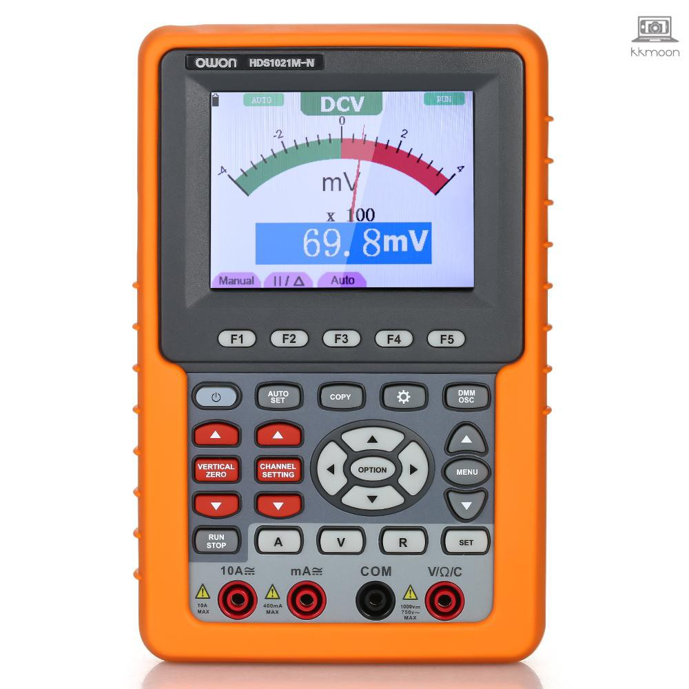 OWON HDS1021M 20MHz Scope Meter 1Ch