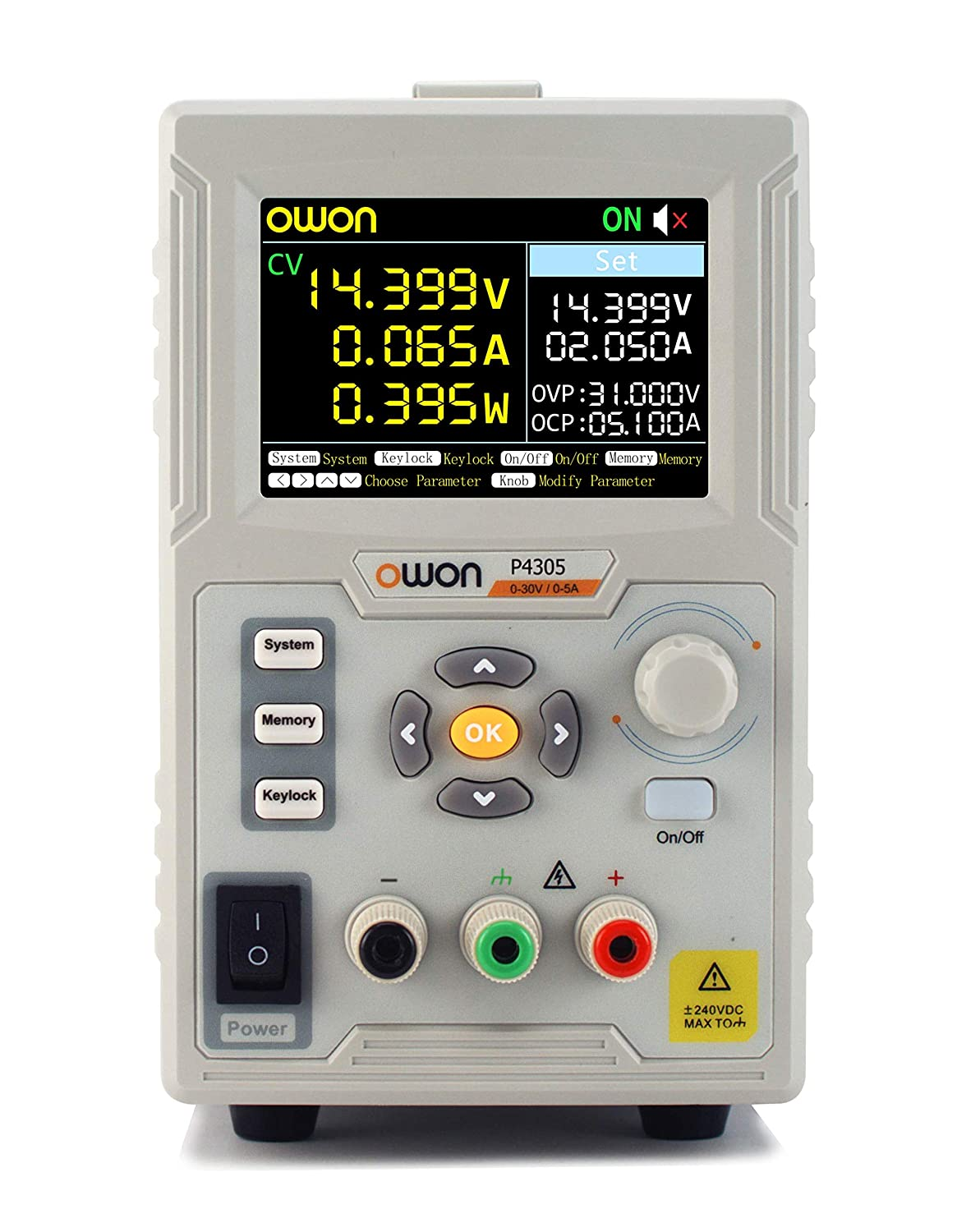 OWON P4305 Power Supply